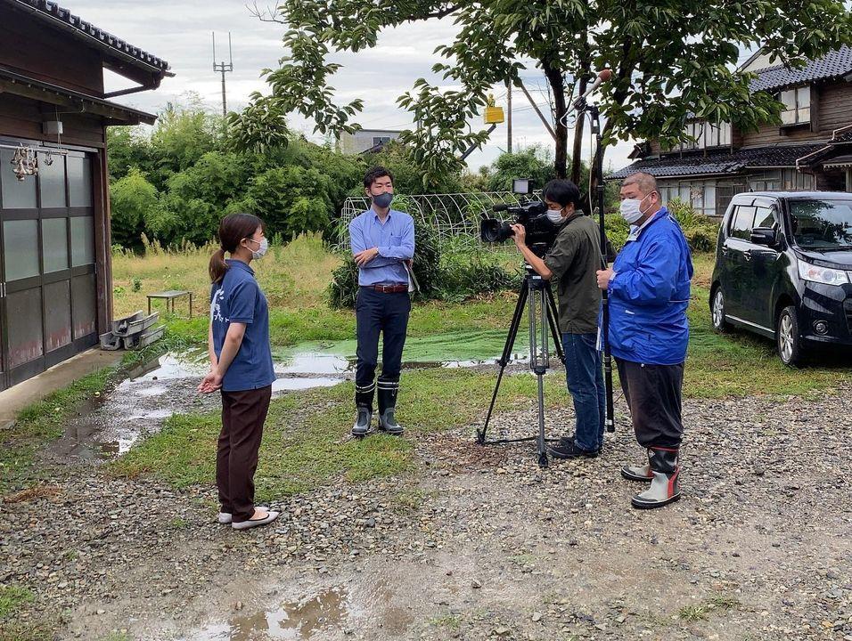 9月27日MROレオスタに当社の取組が紹介されました。農福連携を奥能登の一次産業の方々と進めてまいります。